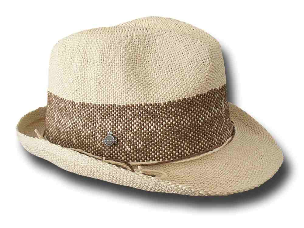 Seeberger Cappello donna estivo trilby Elfried