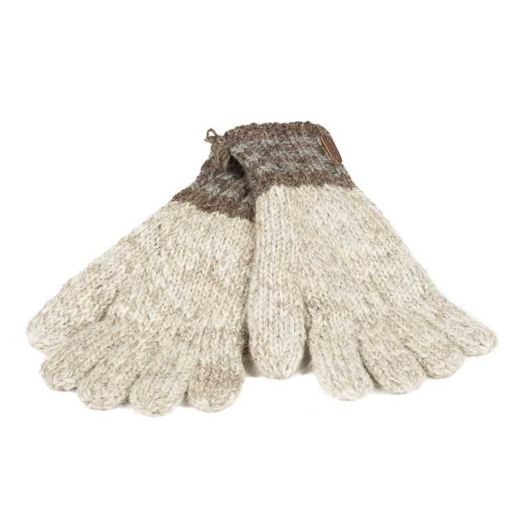 Kusan Knit wool gloves