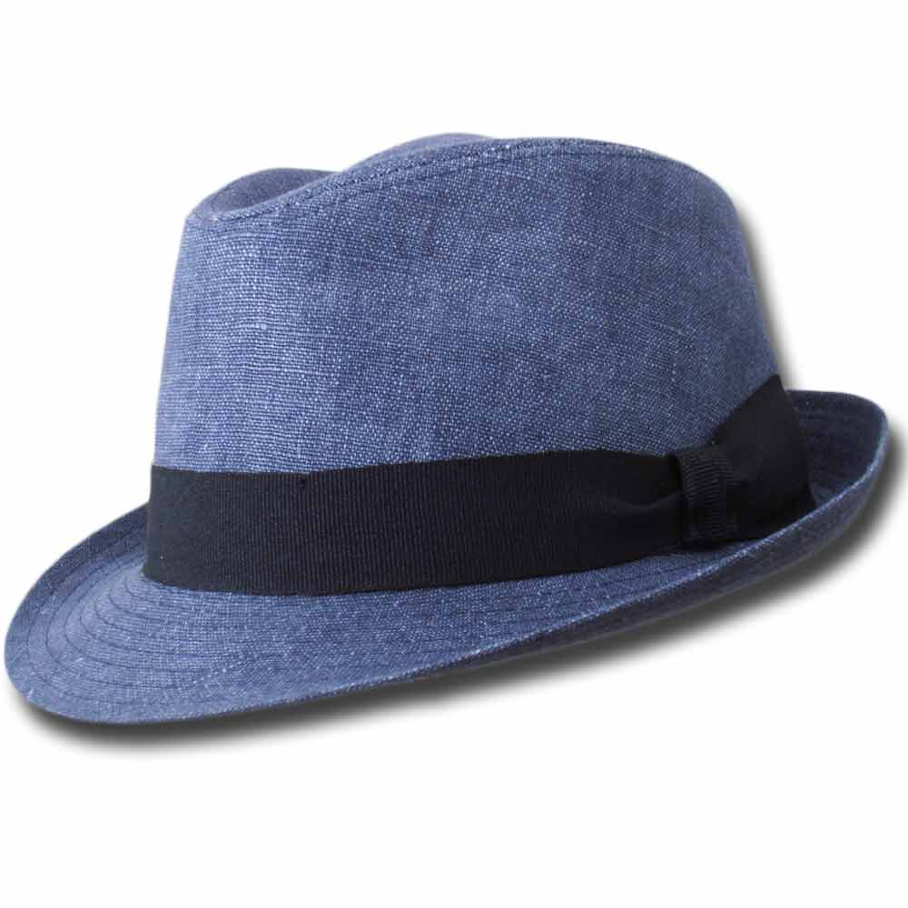 Melegari summer trilby Jazz hat Donnie
