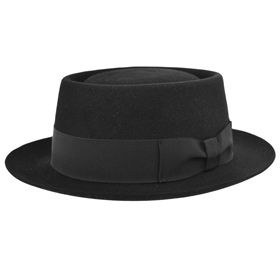 Gene Hackman Pork Pie Hat extra quality