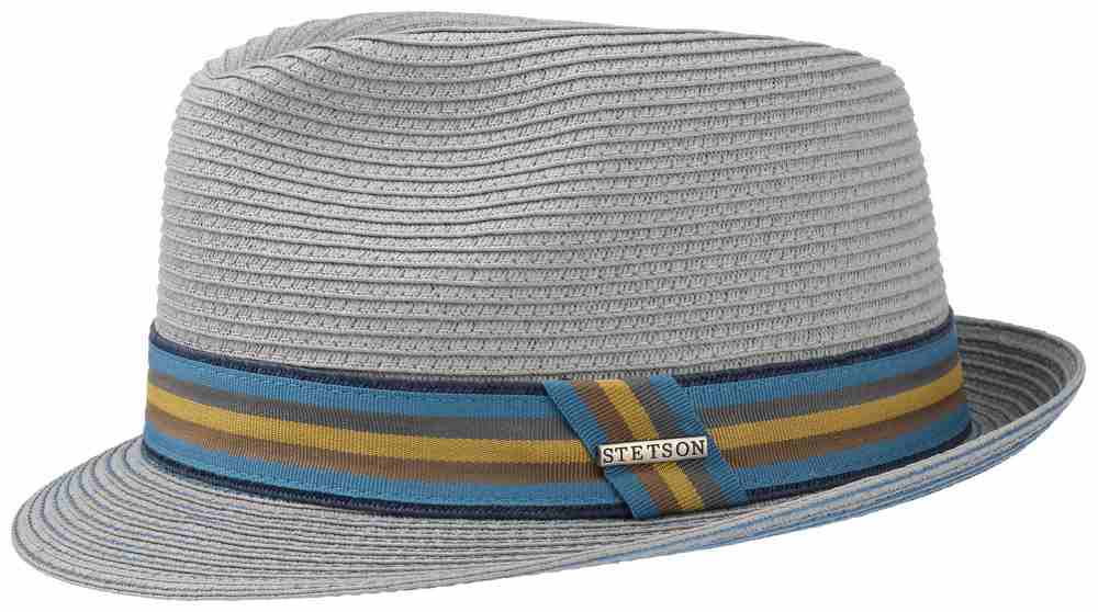 Cappello trilby Boston Munster toyo Stetson Gr