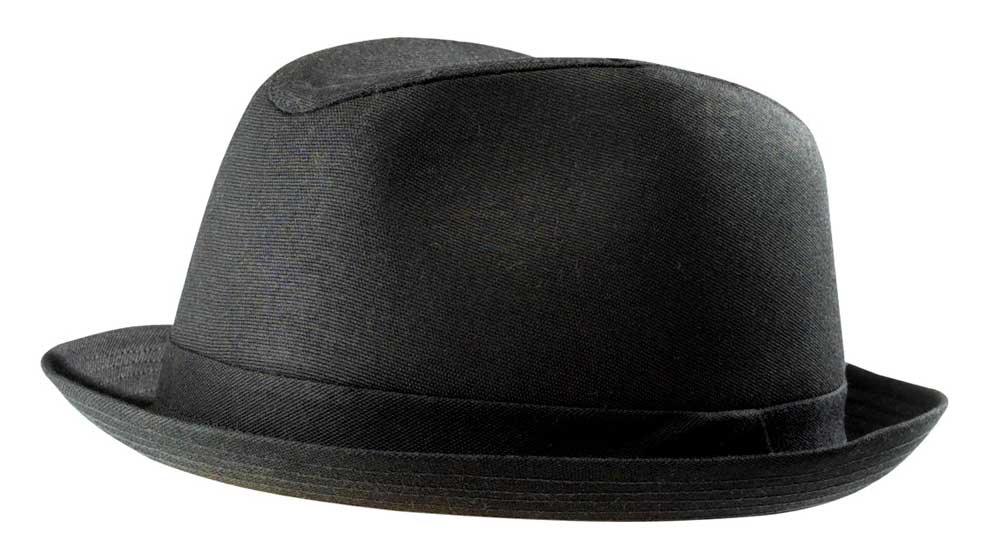 Cappello Stetson Kane cotton hat
