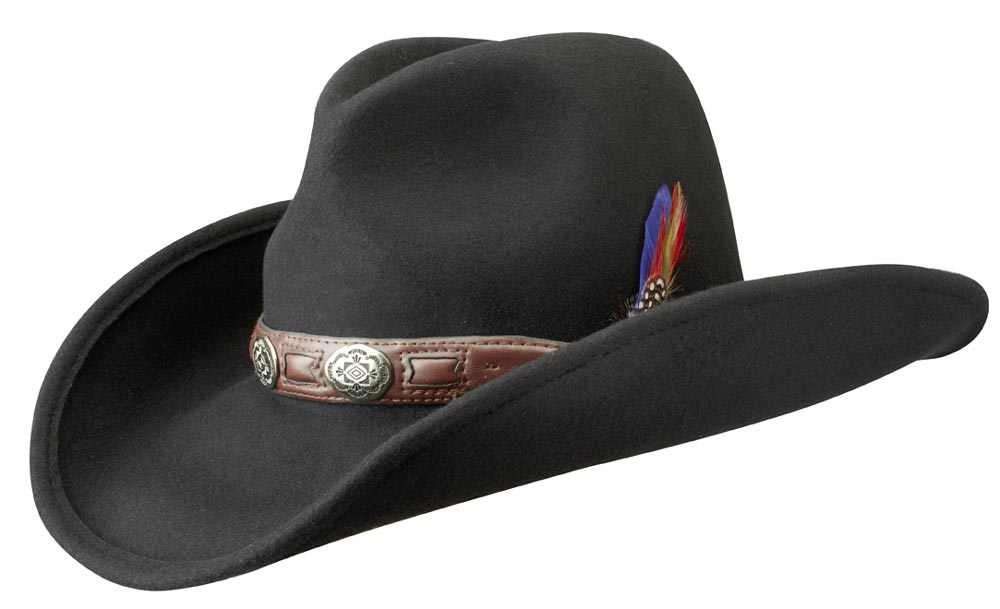 Roy Western hat by Stetson
