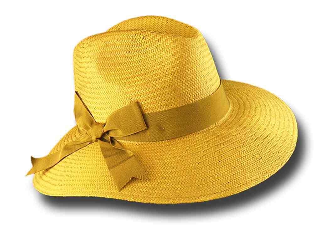 Melegari Summer hat large brim 9 cm Don Gerard