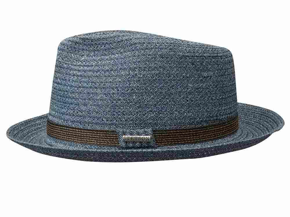 7c50a139b92 Stetson Shields Toyo trilby Hat