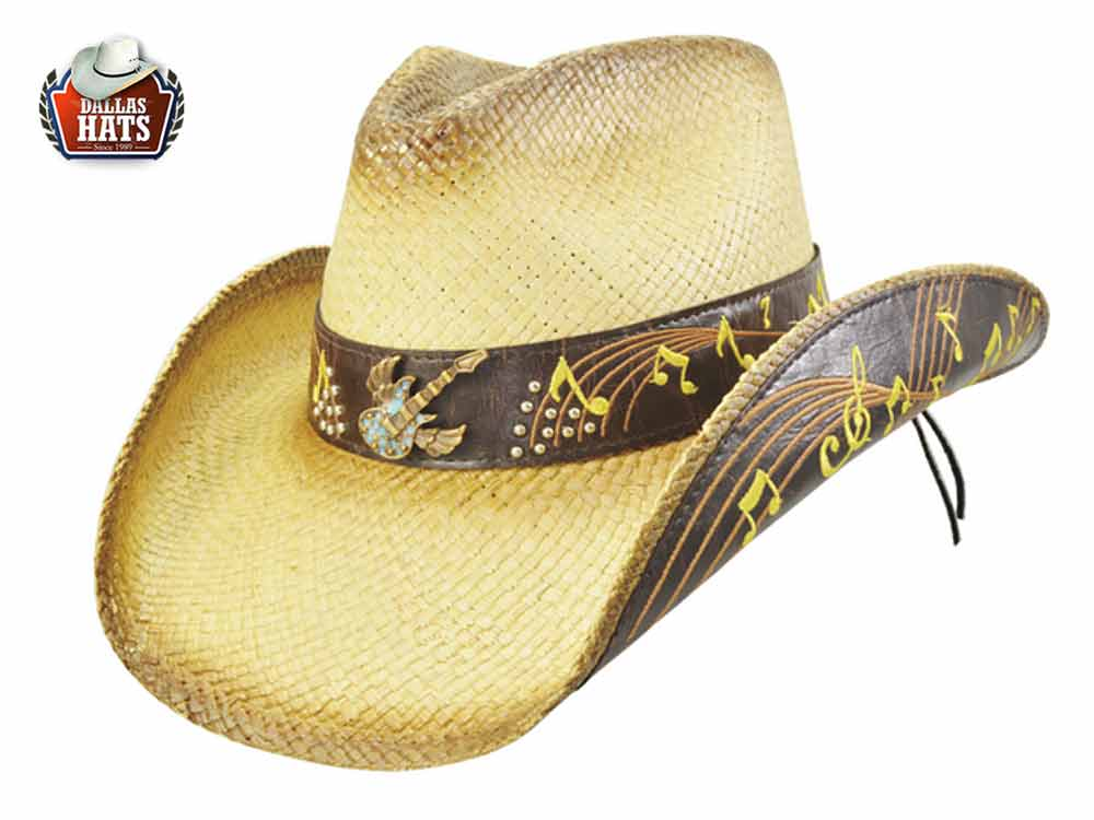 Dallas Hats Western straw hat Tenessee