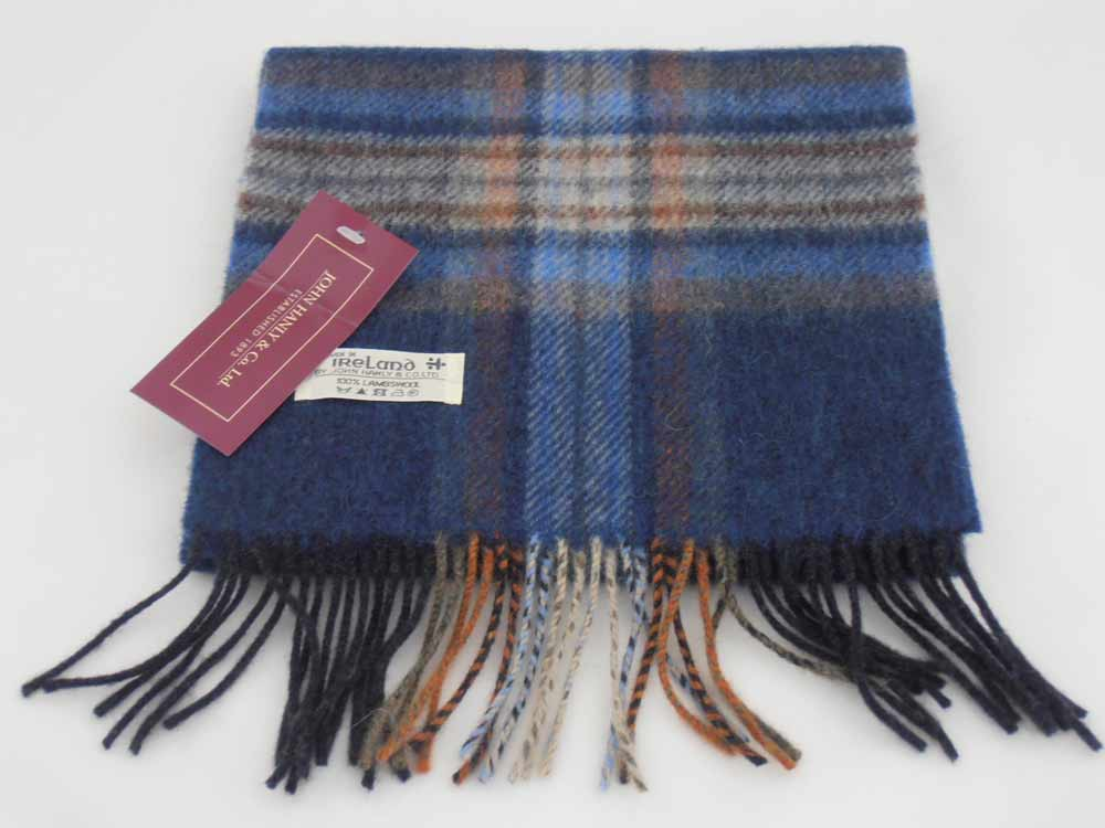 John Hanly Irish Lambswool Schal 17