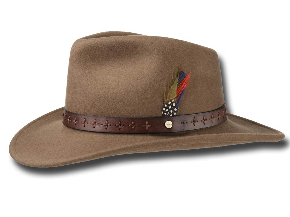 Stetson Cappello country Oklahoma hat