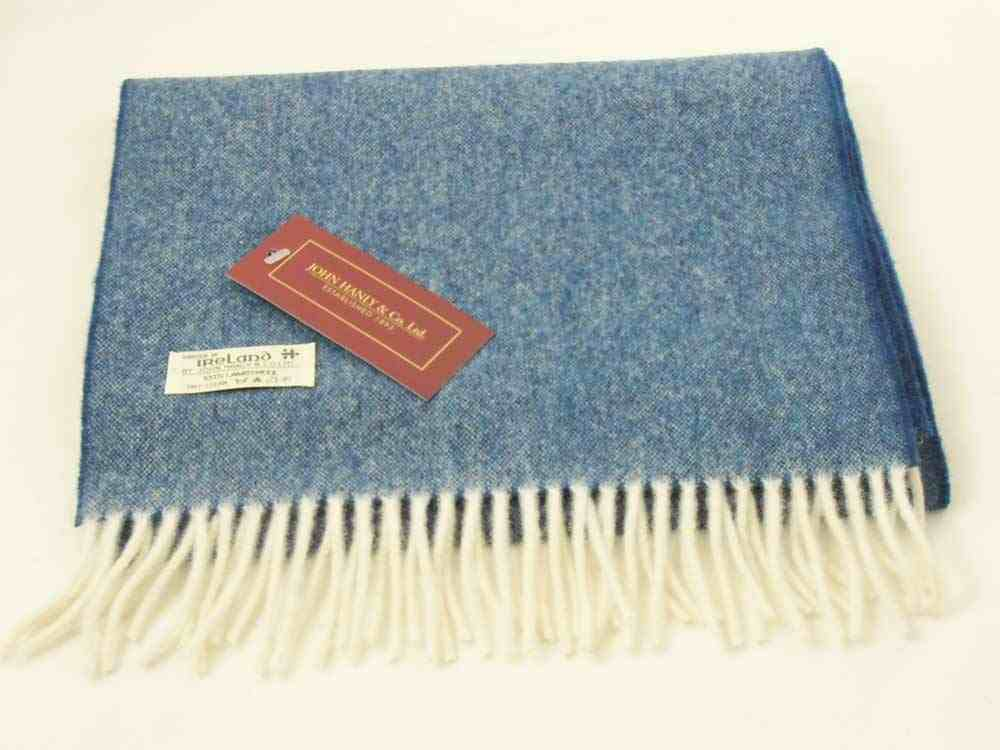 Lambswool Irish scarf J.Hanly ireland 25