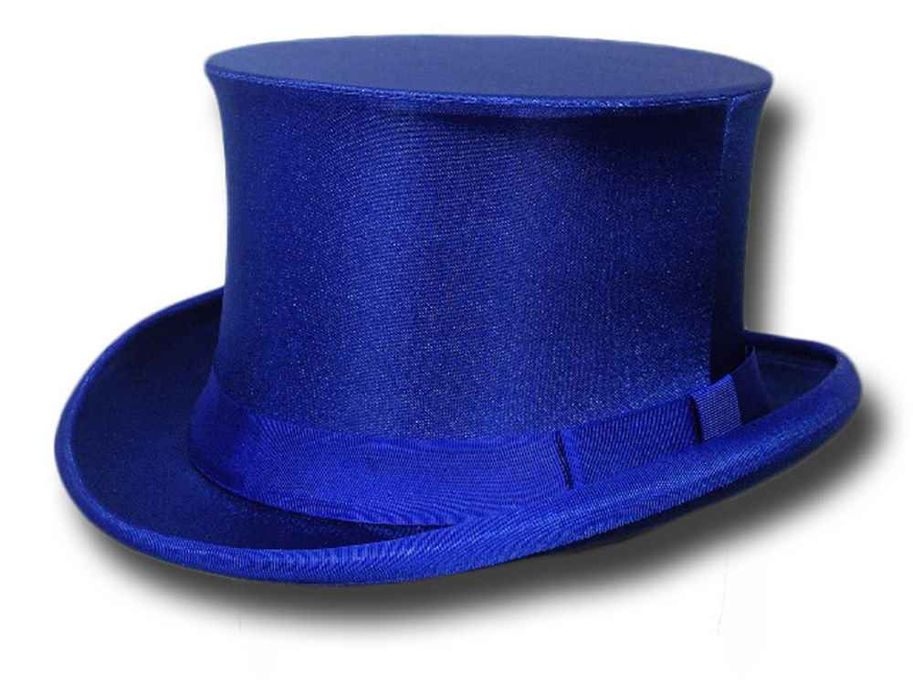 Gibus fold silk top Hat