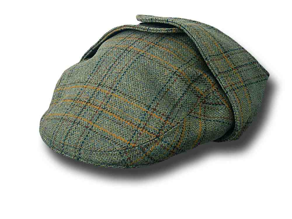 Original English Lock & Co. Bentley Cap
