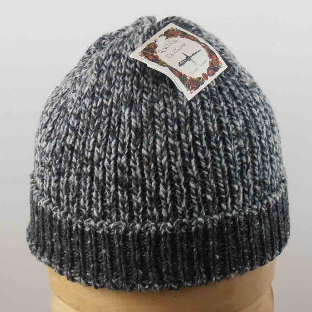 Rathlin Cappello Cuffia irlandese Donegal two