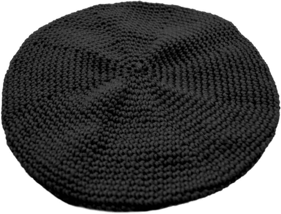 Melegari Large knitted rasta hat