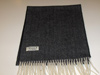 Lambswool Irish fishbone scarf J.Hanly