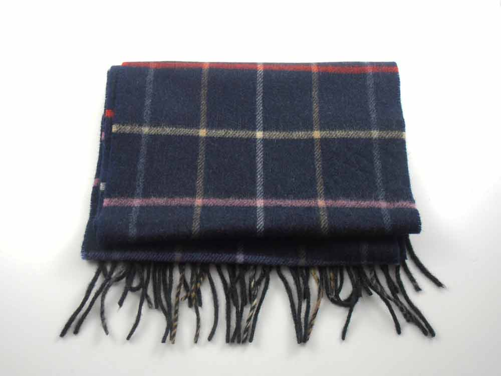 John Hanly Lambswool Irish scarf 28