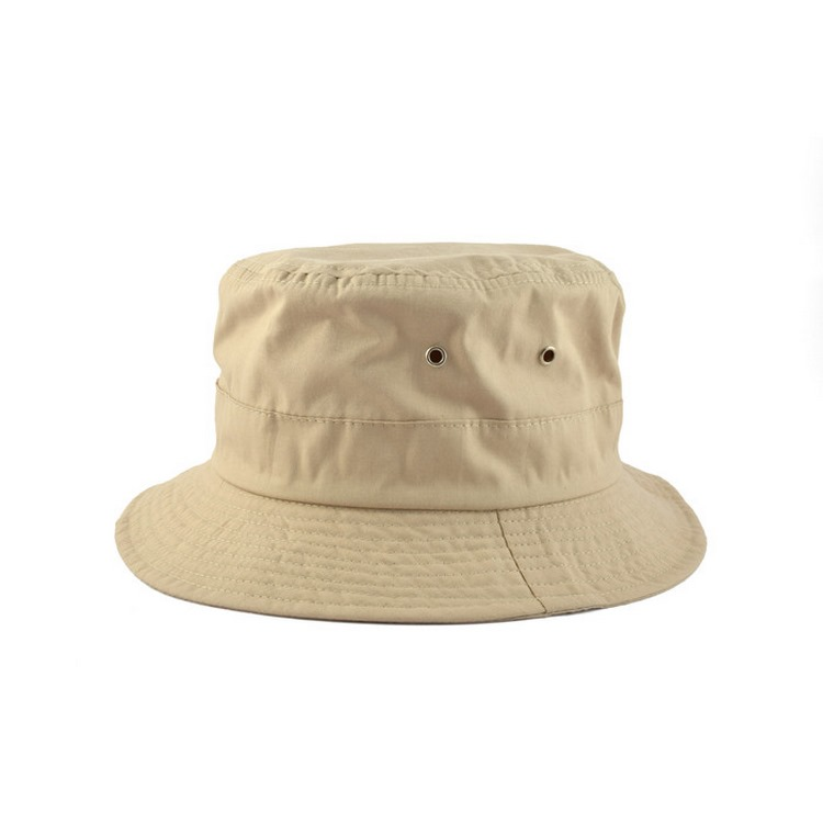 Hatland Cotton Bucket Hut Buddy Beige