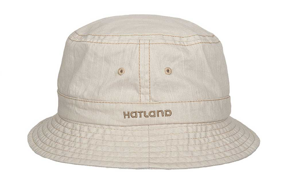 Hatland Cotton hat Raoul