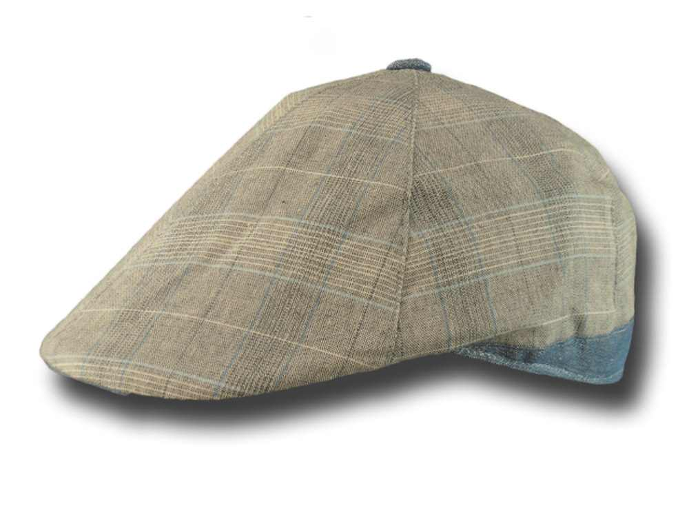 Summer linen cotton Ravizza Cap