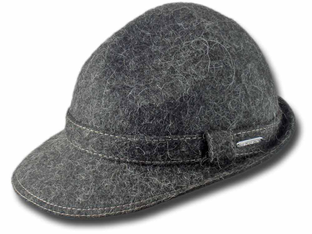 Burmenta traditional Tyrolean sheep wool cap A