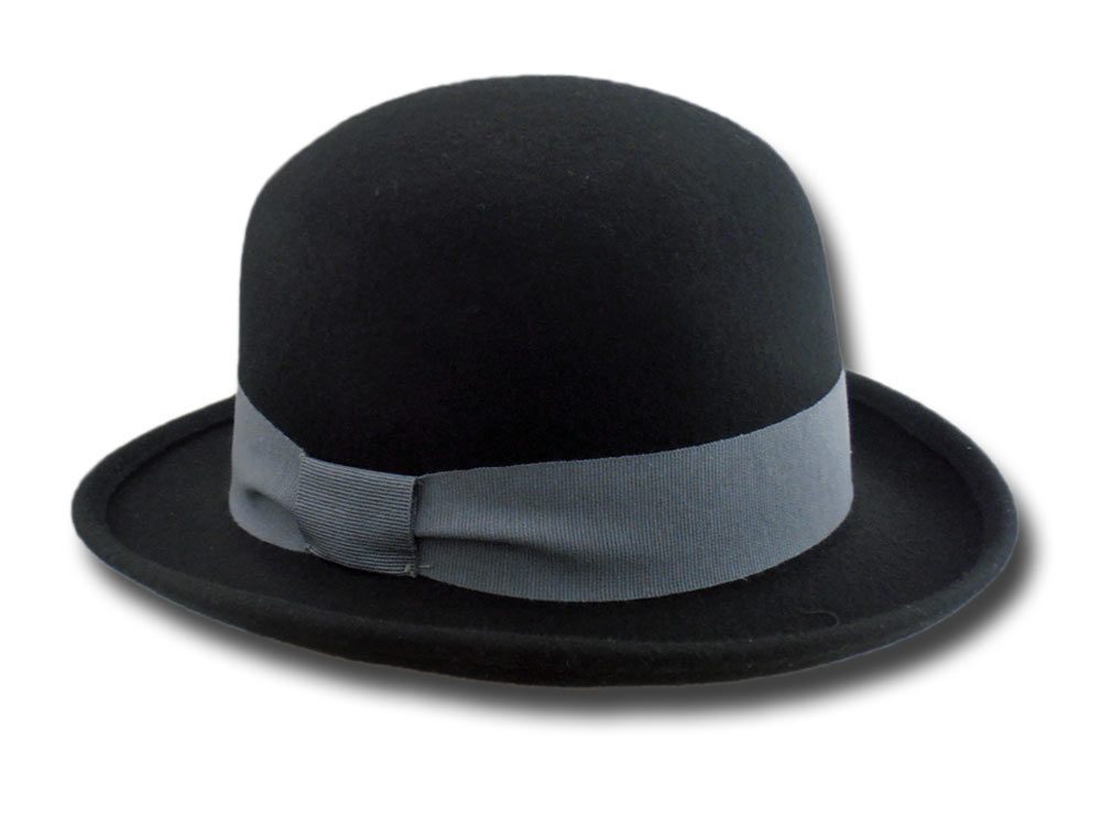 Wool felt basic bowler hat Dorsè