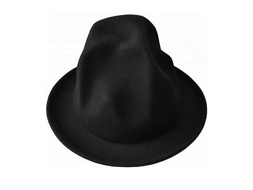 Major Cappello replica Pharrell Williams in feltro di lana