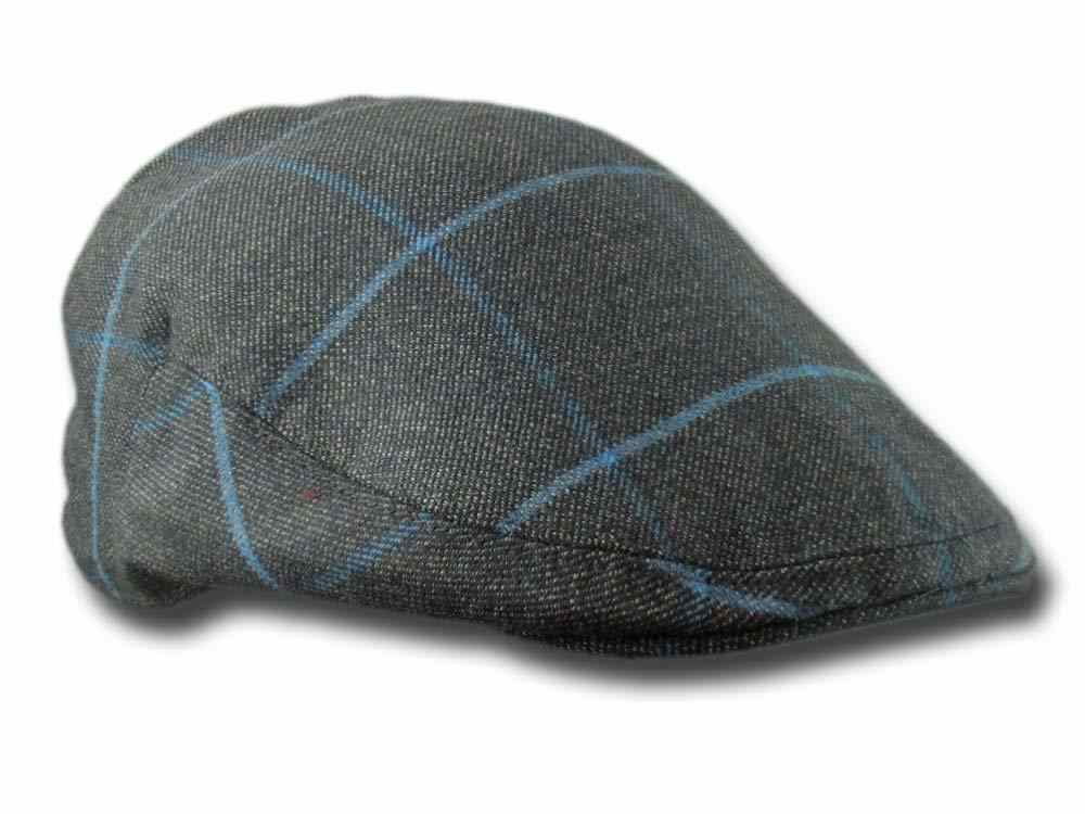 Berretto tweed Inglese originale Lawrence & Fo