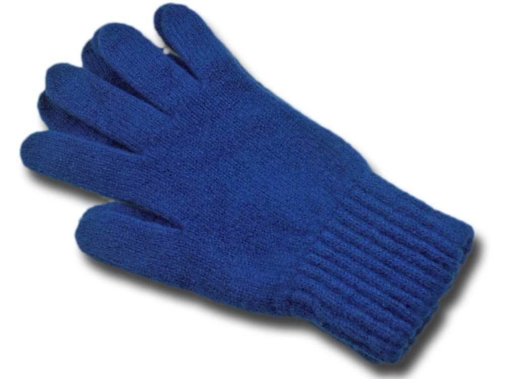 Melegari Wool woman gloves Scozia