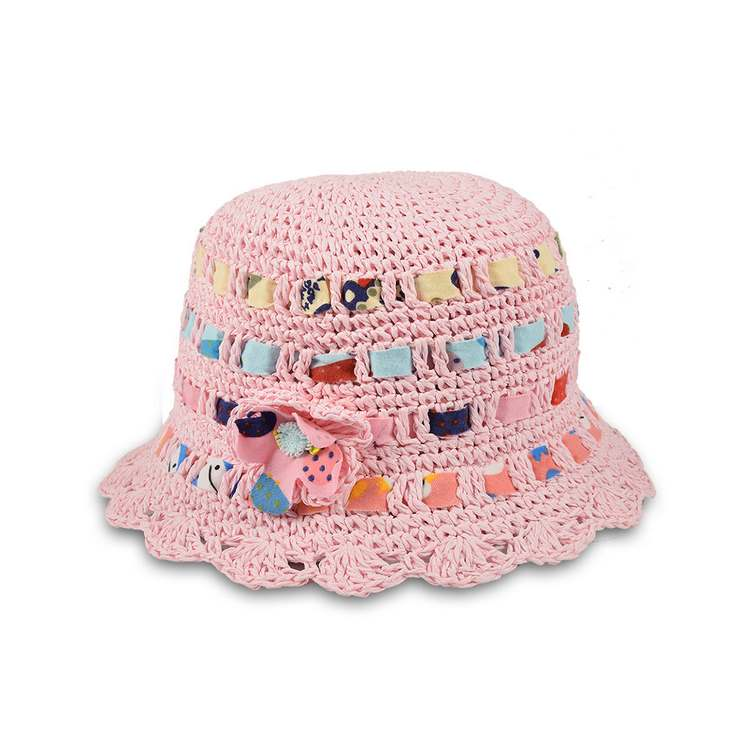 "Summer girl hat ""Candy"""