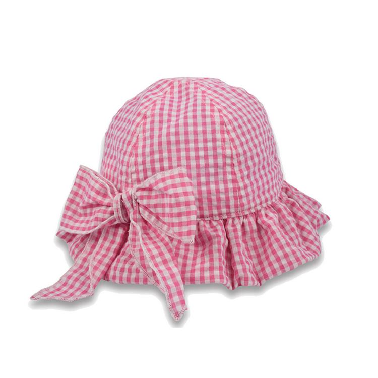 Summer baby cotton hat