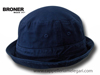 Cappello Sloppy Joe American bucket hat cotone washed Broner
