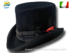 Dandy Western antique top hat