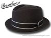 Borsalino pork pie jazz hat