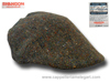 Flat cap Curragh donegal Irish tweed
