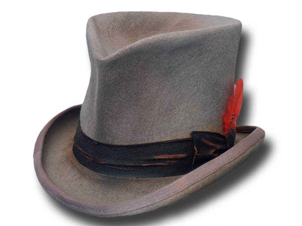 Cappello a cilindro Western Dusty extra qualit