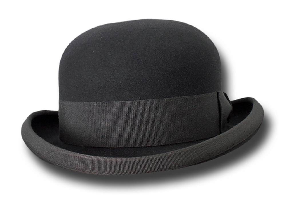 Butch Cassidy Old Western Bowler Derby hat