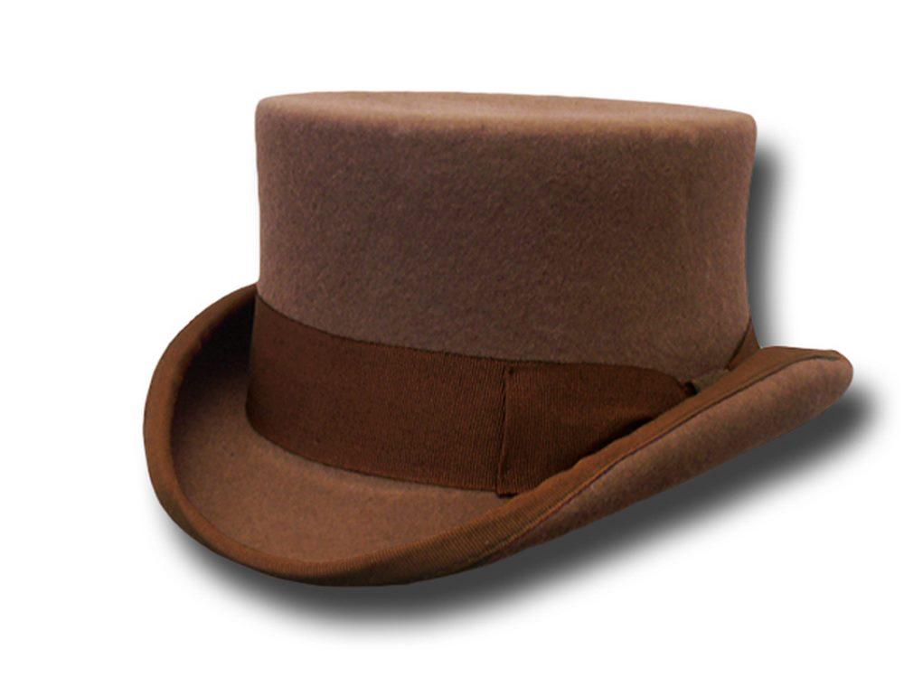 Cappello a Lobbia Western Dandy Aged  homburg-dandy-clochard-6 ... dbc1db78c00d