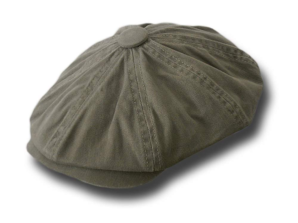 Broner Hat Gatsby 8 pieces stone washed cap