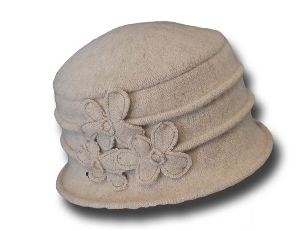 Cappello donna Seeberger Germany Gitta Beige