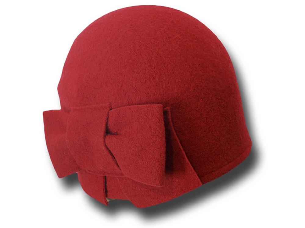 Seeberger Germany Cappello donna Gudrun Rosso