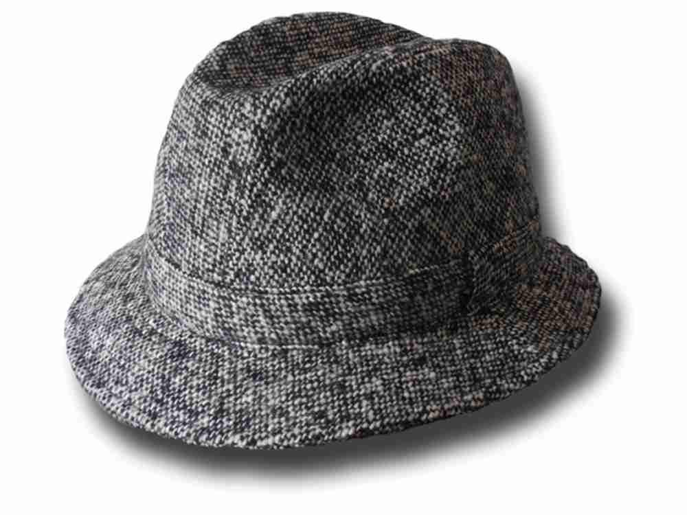Trilby tweed Hat brim 4.5 Inspector Clouseau  cappello-clouseau ... f8f4d9451be1