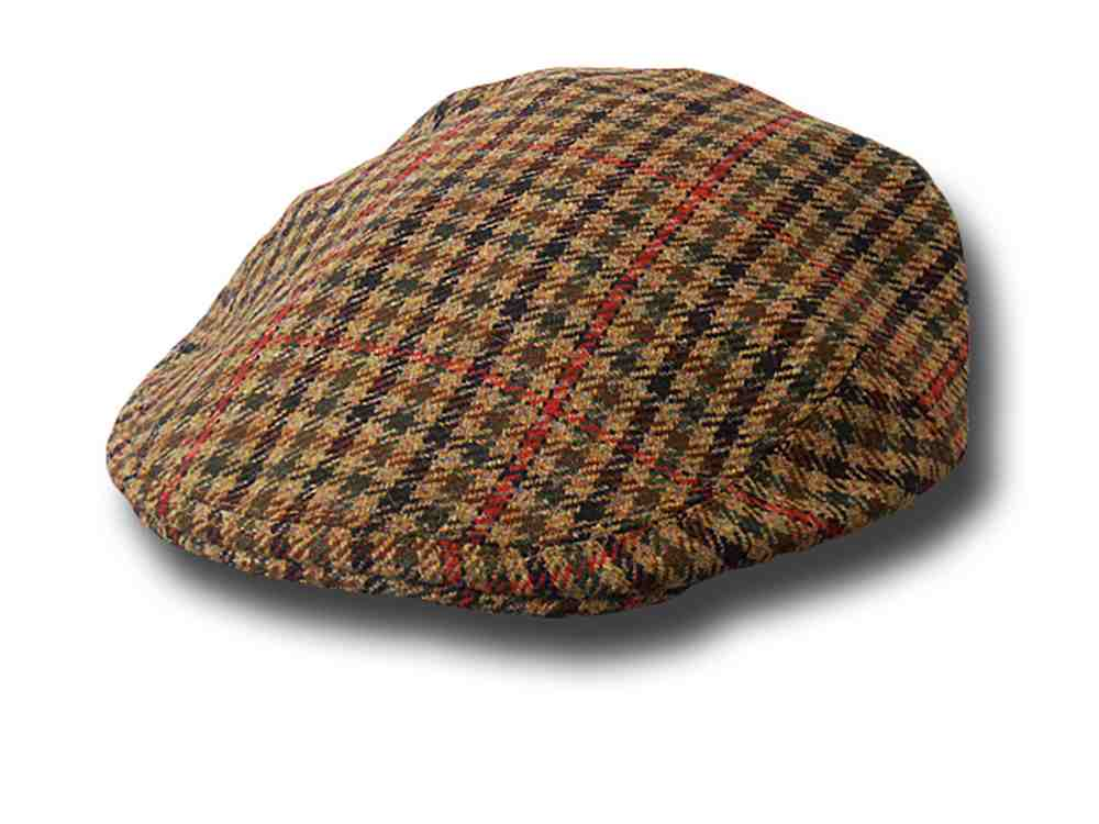 Lock & Co. Fairway Gill flatcap Hellbraun