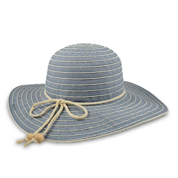Melegari Summer woman hat Pamela