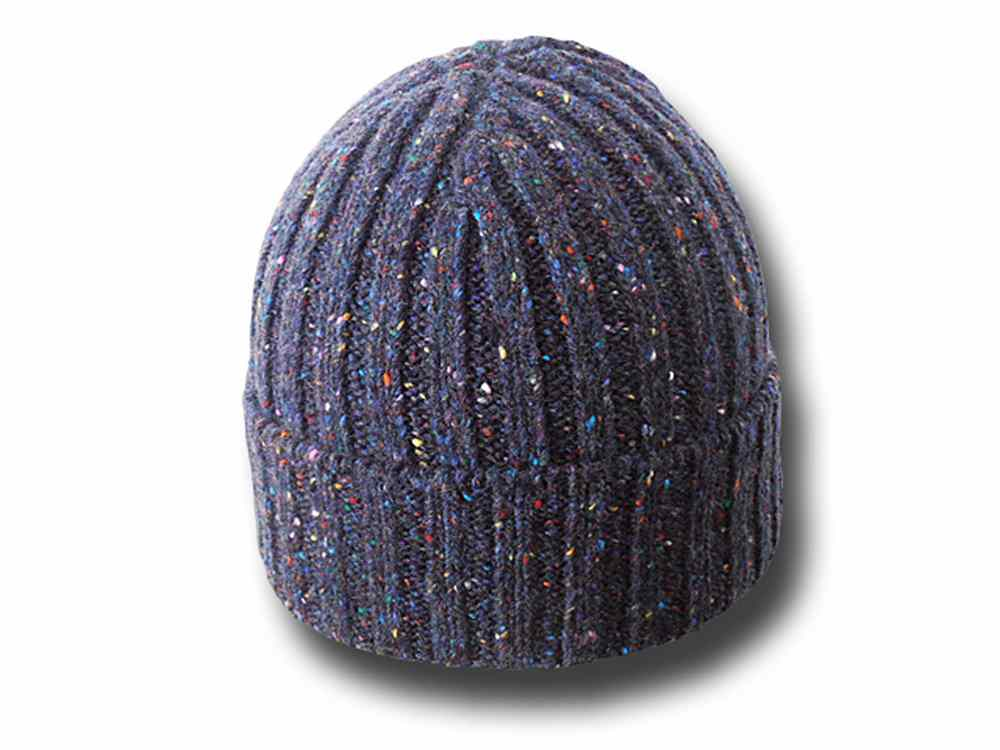 Beanie hat woman man wool Irish