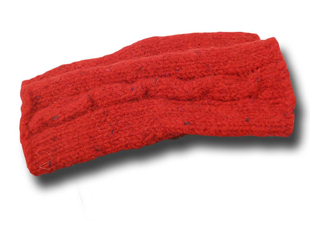 Hand warmers in wool Irish Wristlets
