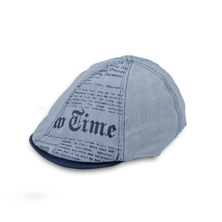 Summer cotton kids Time cap