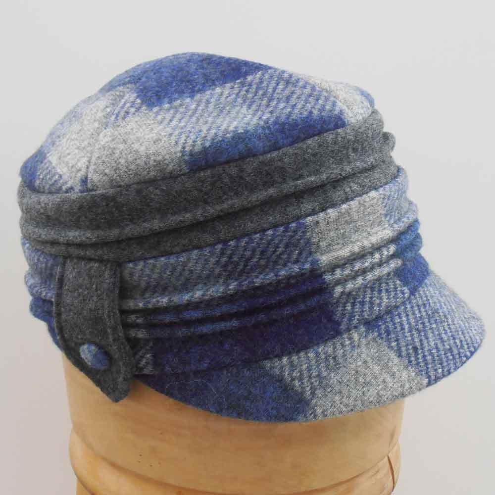 Melegari Cappello donna a fantino Scottish