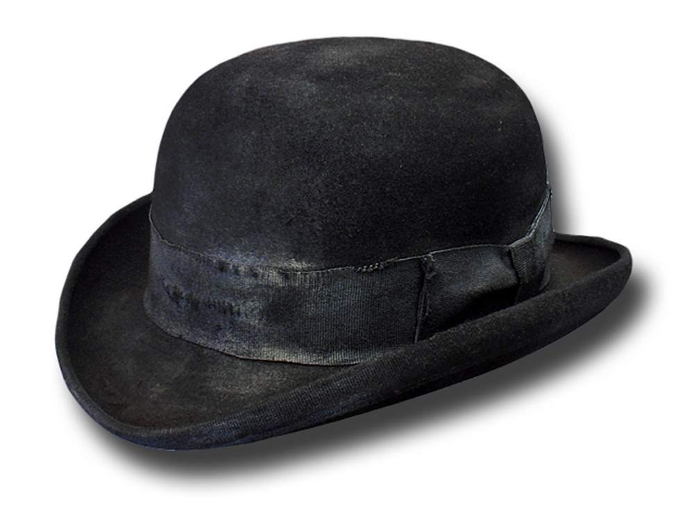 Bowler Hat Butch Cassidy Extra Quality Dusty