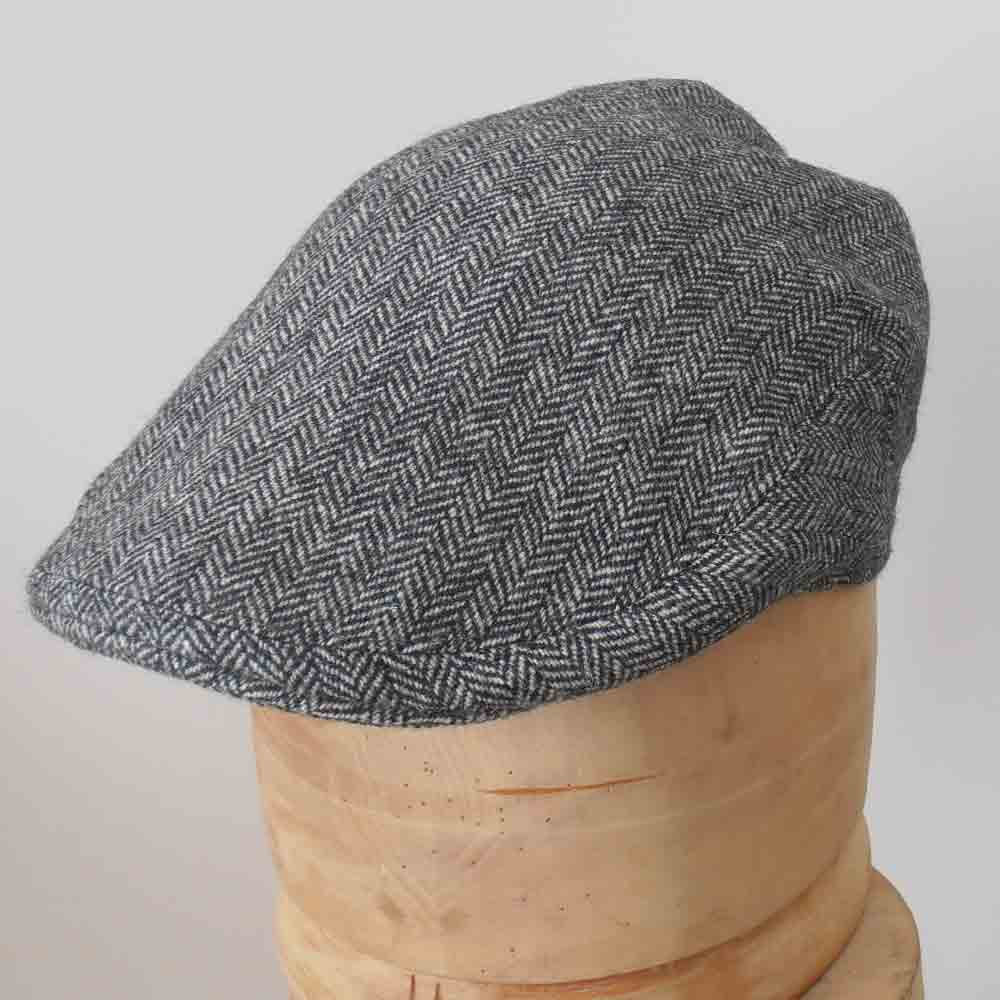 Lawrence & Foster Berretto Herringbone tweed G
