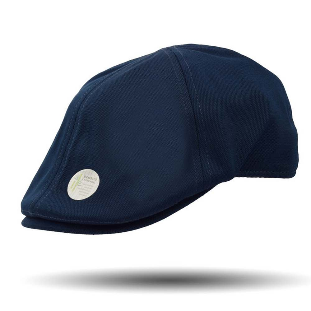 Bamboo Duck Cap Blue