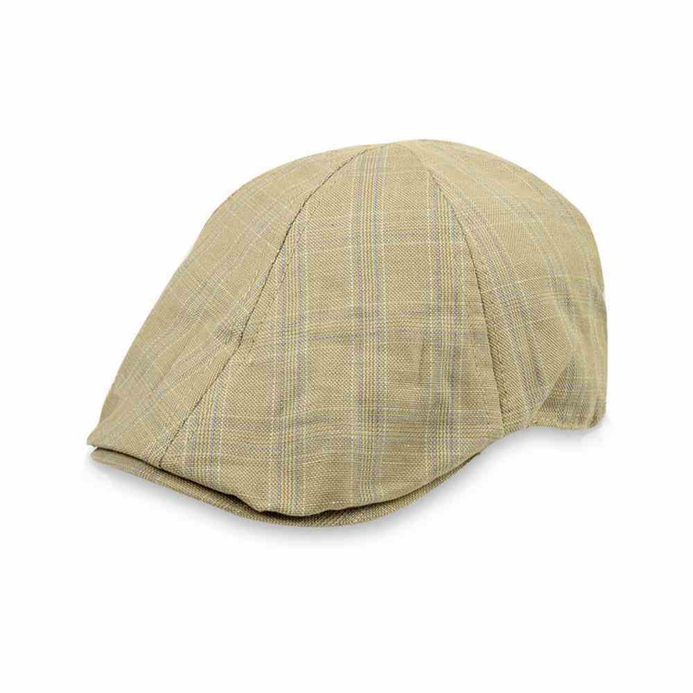 Sommer cotton Duck cap Alvar Beige